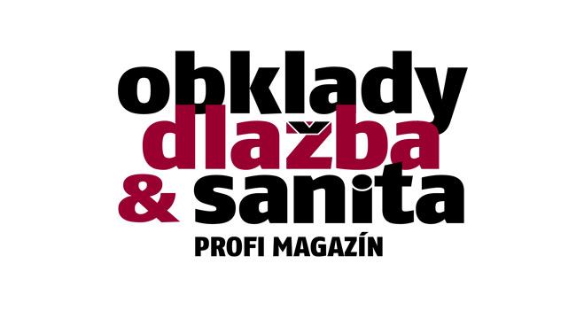 Obklady, dlažba & sanita - logo